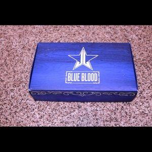 NWT Jeffree Star Cosmetics blue blood pallet